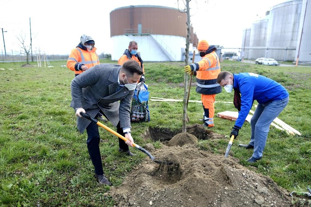 Najväčšia ČOV na Slovensku ozelenie. BVS podporuje iniciatívu hlavného mesta