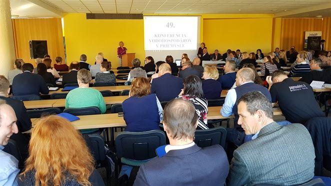 Blíži sa jubilejná konferencia vodohospodárov v priemysle