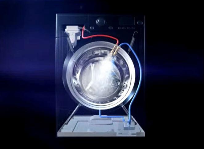 Parné práčky. Spoznajte moderný spôsob prania.