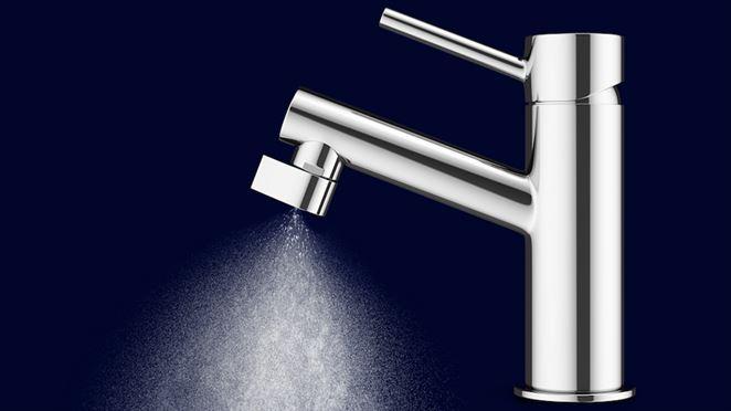 Altered Nozzle: nadstavec na batériu, ktorý ušetrí až 98 % vody