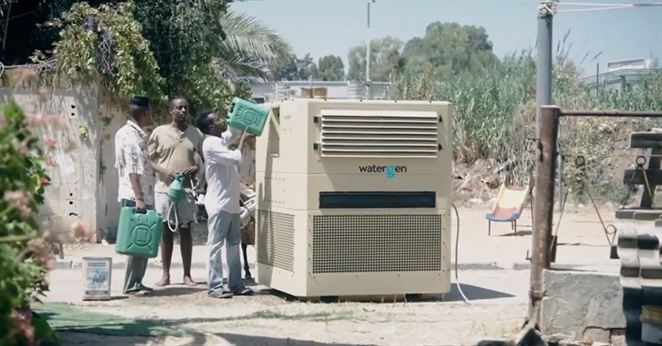 Izraelská technológia dodáva Juhoafričanom pitnú vodu zo vzduchu