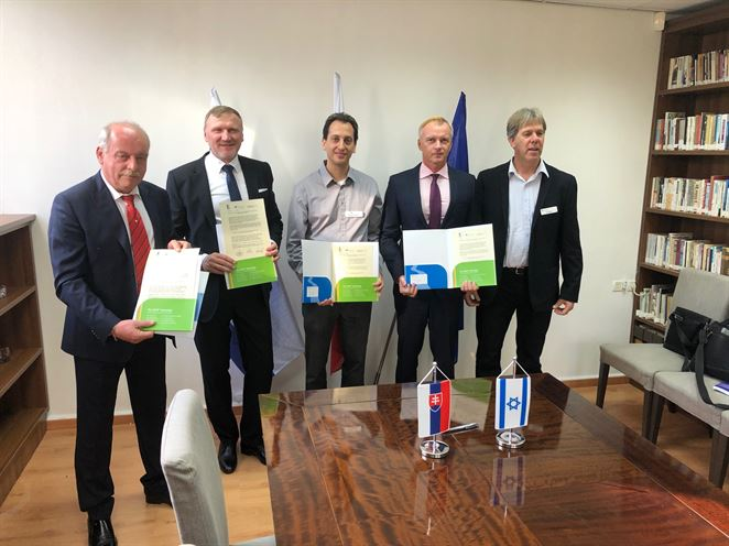 Slovensko-izraelská spolupráca pomôže zvýšiť počet obcí s kanalizáciou