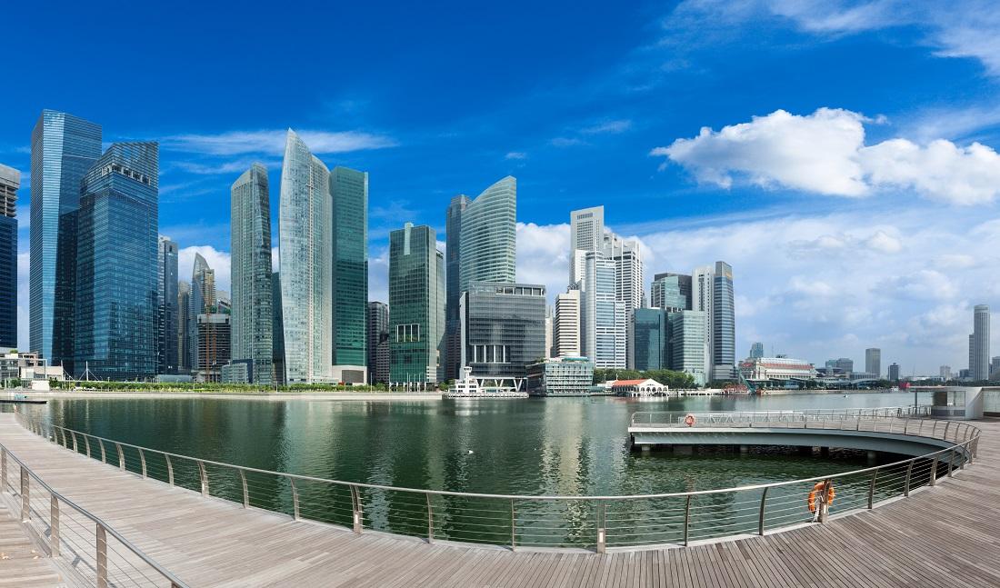 Singapur trápi nedostatok zdrojov. Odpadovú vodu premieňa na ultračistú