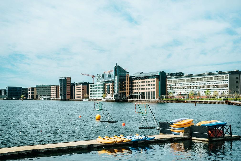 V Kodani má vyrásť umelý ostrov s protipovodňovou ochranou. Ochranári sú proti