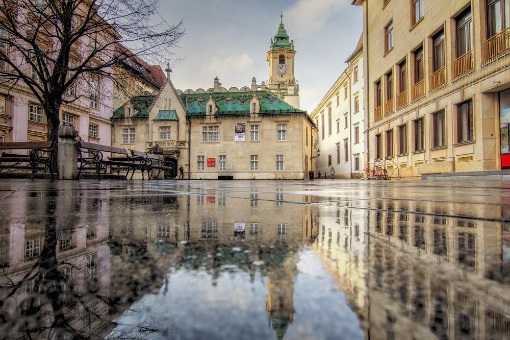 Je Bratislava pripravená čeliť dôsledkom zmeny klímy?