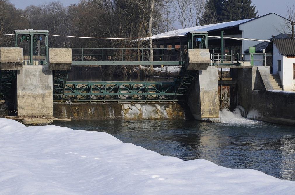 Súkromný investor chce pri Partizánskom postaviť malú vodnú elektráreň