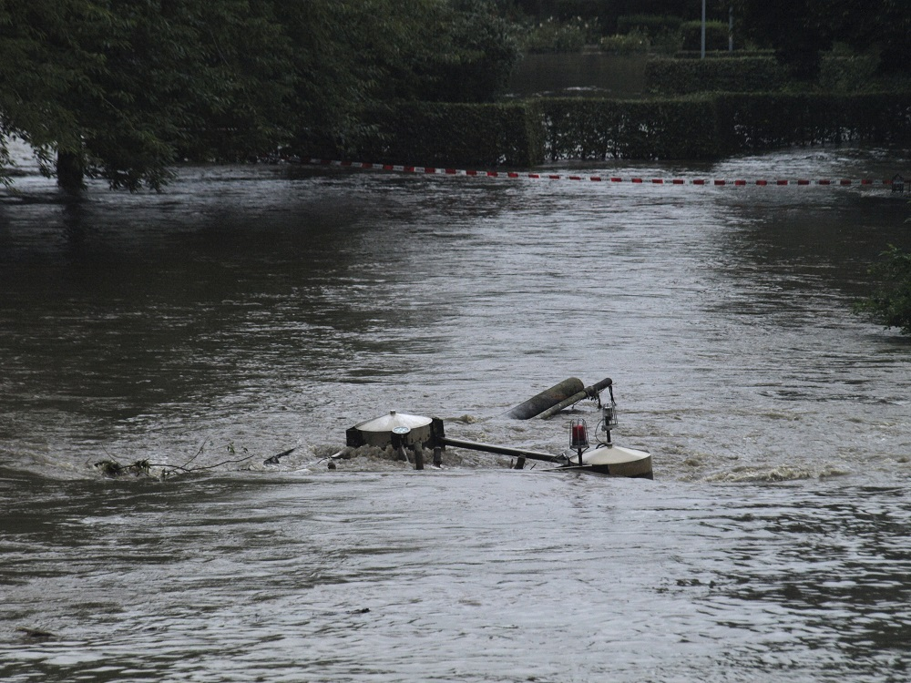 Povodňové riziká v Nemecku boli zjavne podcenené, tvrdia analytici