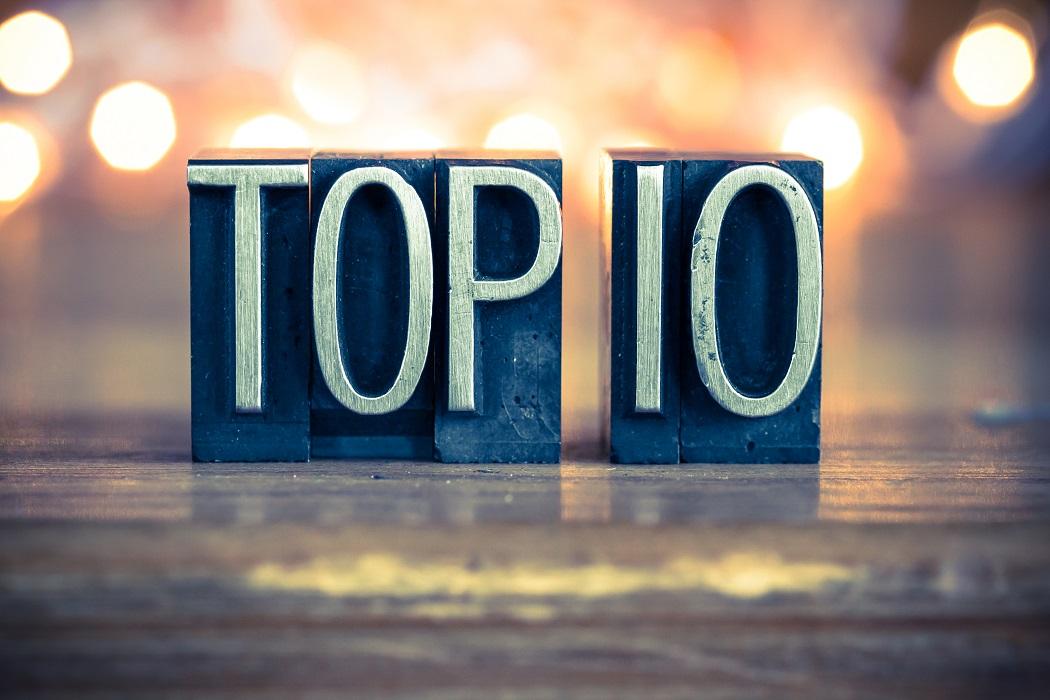 TOP 10 najčítanejších článkov v roku 2020