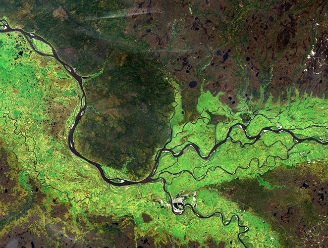 Vedci monitorujú hladinu Mekongu z vesmíru, pomôže im to reagovať na povodeň či sucho