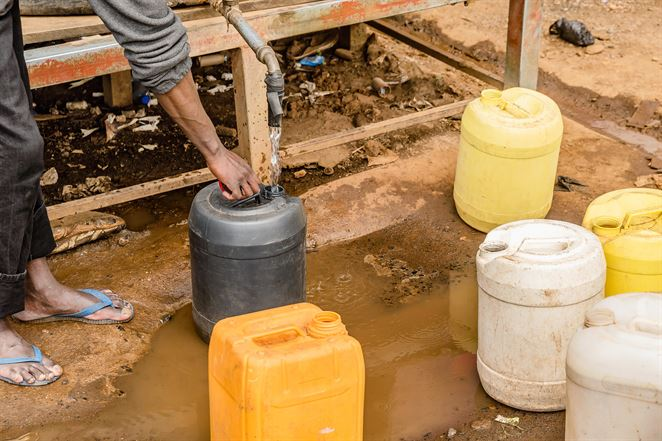Kapskému Mestu hrozí, že zostane bez pitnej vody