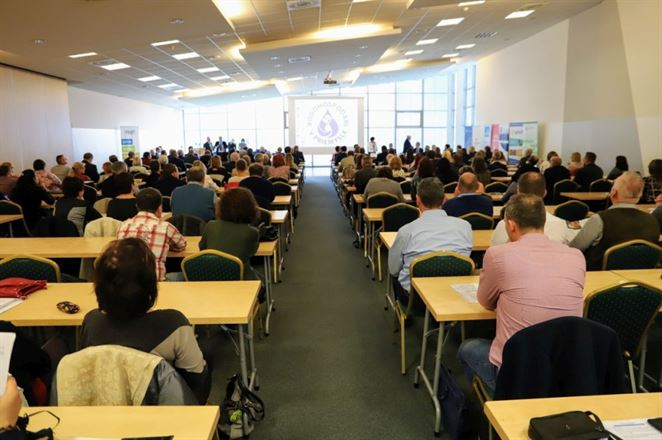 Pozvánka na konferenciu: 51. medzinárodná konferencia vodohospodárov v priemysle