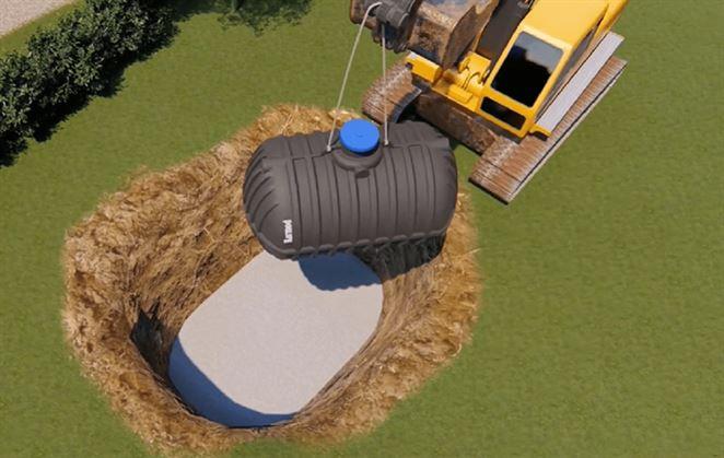 Prečo staviť na kúpu podzemných zásobníkov na dažďovú vodu?