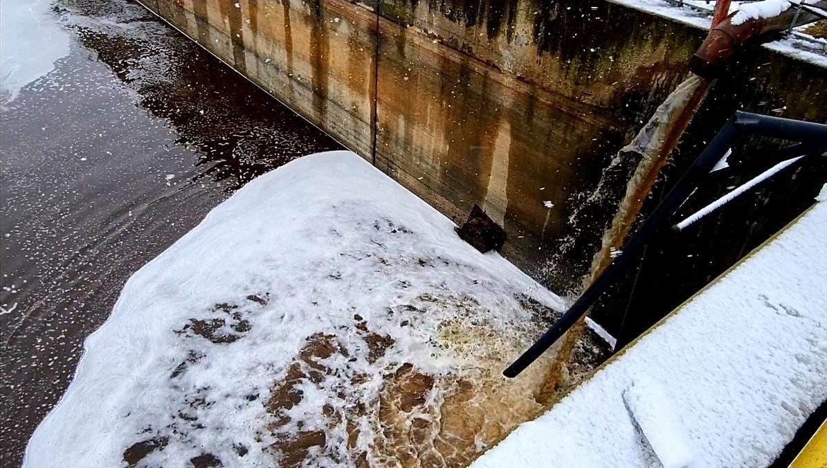 SIŽP vydala príkaz na zastavenie vypúšťania odpadových vôd do odkaliska Poša