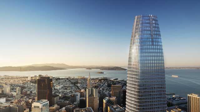 Najvyšší mrakodrap San Francisca bude fungovať na recyklovanú vodu