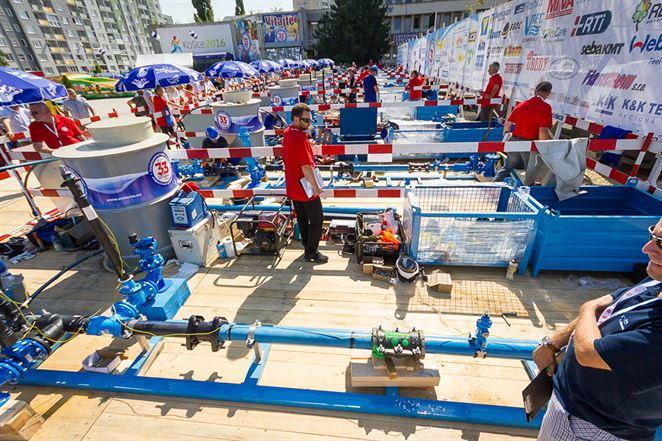 Cena za vodné a stočné pre Východoslovenskú vodárenskú spoločnosť