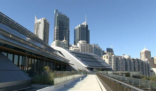 V Sydney stojí komplex budov, ktorý funguje z recyklovanej vody