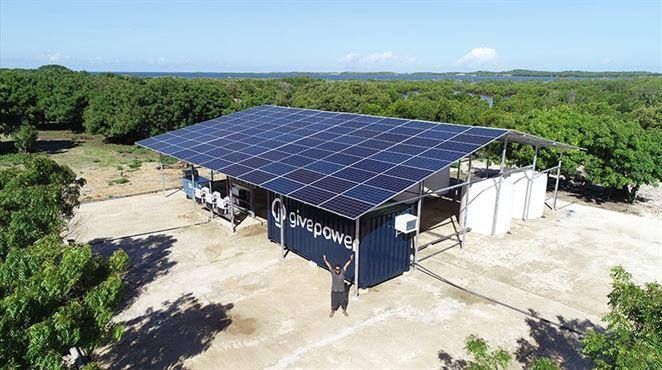 Solárne zariadenie v Keni dodáva vodu 35.000 ľuďom denne