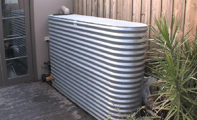 Ako vybrať nádrž na dažďovú vodu