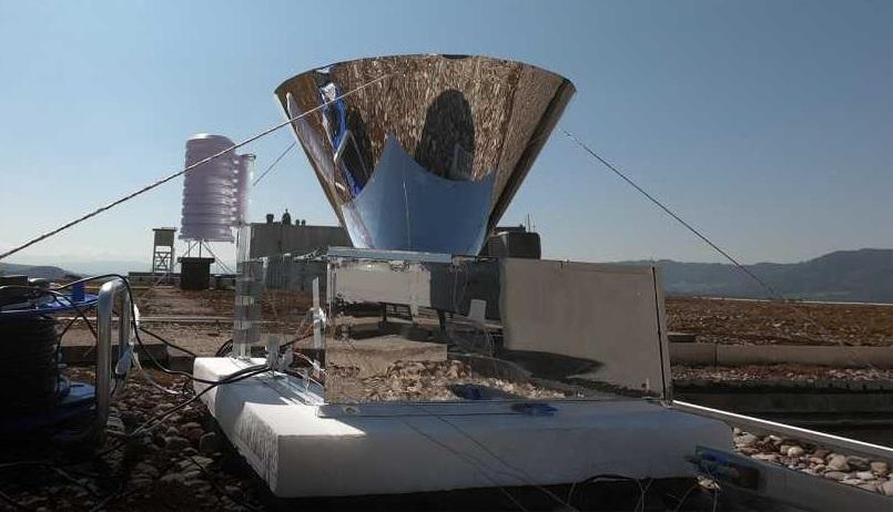 Nové zariadenie produkuje vodu zo vzduchu vo dne aj v noci