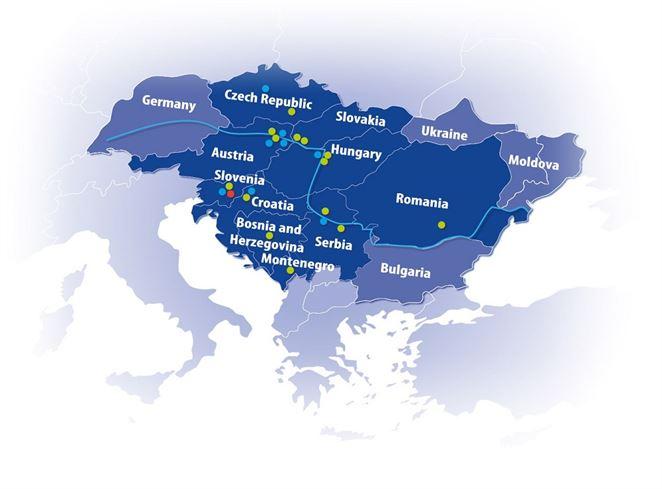 Projekt DriDanube: Akú úlohu v ňom zohráva Slovensko?