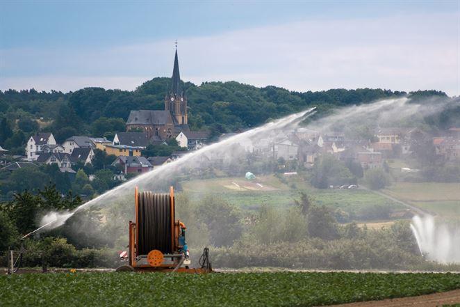 Európski audítori si posvietia na to, či je využívanie vody v poľnohospodárstve udržateľné