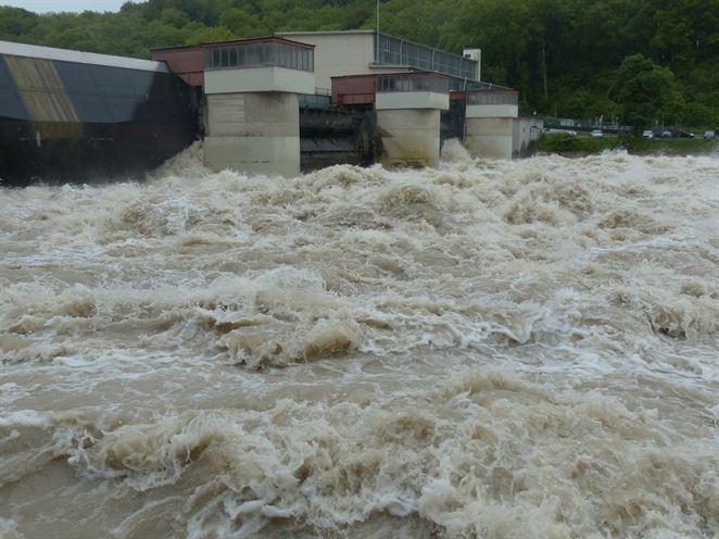 V prvom polroku napáchali povodne škody za viac ako 800-tisíc eur