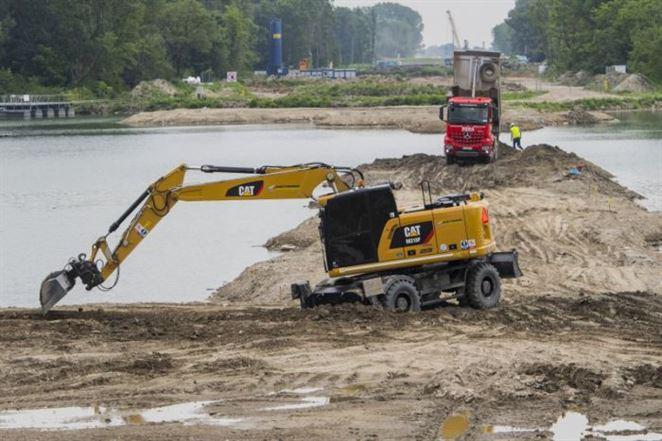 Znečistila výstavba bratislavského obchvatu Jarovské rameno?