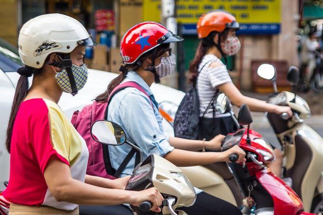 Južná Kórea a Čína chcú splachovať znečistenie umelým dažďom