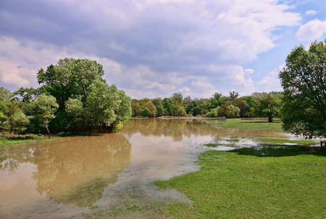Povodne napáchali v druhom polroku 2019 škody za viac ako 900-tisíc eur